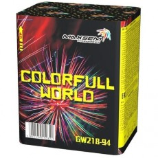COLORFULL WORLD